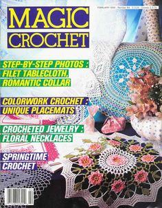 Magic Crochet n° 64 - leila tkd - Picasa Webalbumok