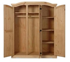 Superbe Ethnicraft Oak Nordic Wardrobe | Casegoods | Pinterest | Wardrobes, Woods  And Wardrobe Furniture