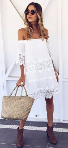 boho vibes: off-the-shoulder addict