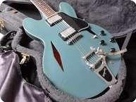 Gibson ES 335 Diamond Dot Grohl Vibe Pelham Blue