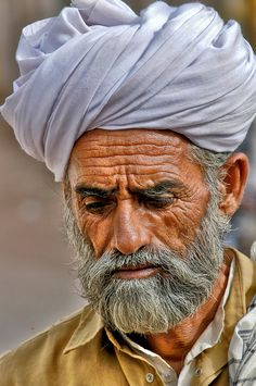♔ People from around the World: Faces of India, Rajput We Are The World, People Around The World, Beautiful World, Beautiful People, Old Man Portrait, Old Faces, Moustaches, Before Us, Interesting Faces
