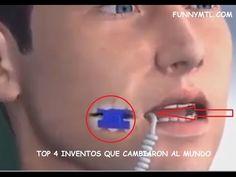 TOP 4 INVENTOS QUE CAMBIARON AL MUNDO YOUTUBE FUNNYMTL