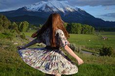 "© Katie Hankinson. ""Sammy with Sopris"" May 30, 2015. Shot with Nikon D5100"