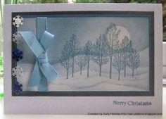 Crafty Salutations: Tree-mendous!