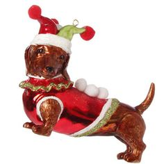 dachshund jester ornament christmas dachshund dachshund rescue weenie dogs outdoor christmas decorations