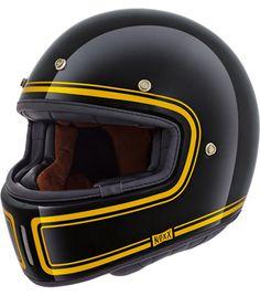 Nexx XG100 retro motorcycle helmet