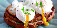 Poached Eggs – How to perfect them