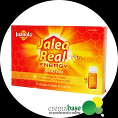 Juanola Jalea Real Energy 1500mg 14x10ml