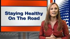 Healthy Trucking: Healthy Tips for Truck Drivers, via YouTube.