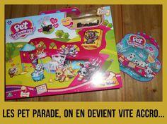 Idées cadeaux de Noël: les Pet Parade {concours Facebook}