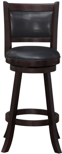 "Boraam 66629 29"" Rhea Swivel Bar Stool"