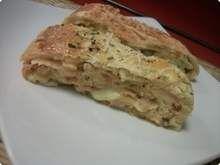Pizza-rocambole