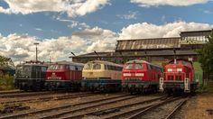 Bundesbahn Klassiker von BenjaminKohs