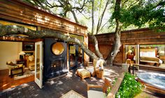 Calistoga Ranch Suites - Accommodations