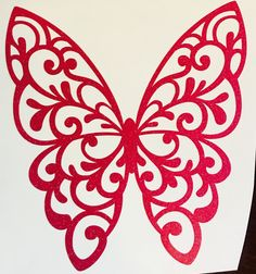 Glitter Butterfly Vinyl Decal by SparePartsBoutique on Etsy Cricut Monogram, Monogram Decal, Cricut Vinyl, Silhouette Cameo Tutorials, Silhouette Projects, Kirigami, Yeti Decals, Vinyl Decals, Alcohol Ink Crafts