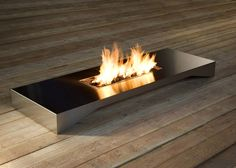 Fire table by Esa Vesmanen