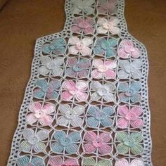 Hand Knitting Women's Sweaters Crotchet Patterns, Stitch Patterns, Knitting Patterns, Crochet Motif, Crochet Stitches, Knit Crochet, Baby Girl Crochet, Crochet Tablecloth, Crochet Clothes