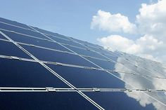 Security duty on solar cells extended for one year till July 2021 What Is Renewable Energy, Renewable Sources Of Energy, Solar Power Panels, Solar Panels For Home, Landscaping Las Vegas, Landscaping Ideas, Biomass Energy, Solar City, Geothermal Energy