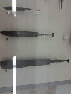 XIII Century blades from Legnago museum