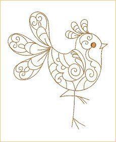 HatchedInAfrica.com | Product Details. Ten Patterns of this Bird.  jwt