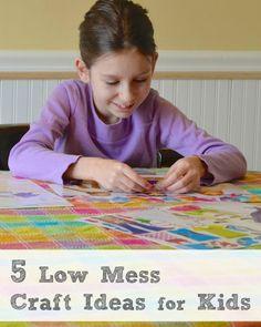5 Low Mess Craft Ideas for Preschoolers - Inner Child Fun Fun Projects For Kids, Indoor Activities For Kids, Fun Activities, Easy Arts And Crafts, Diy Crafts For Kids, Craft Ideas, Emma Jane, Rugrats, Inner Child
