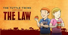 Learn About Liberty with the Tuttle Twins!