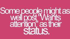Hahahahaha!!!!! Too much talk = lies