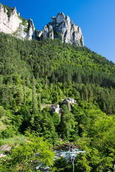 Découvrez les sublimes gorges du Tarn, entre Aveyron et Lozère