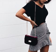 skirt, accessories, bag, purse, jewelry, necklace