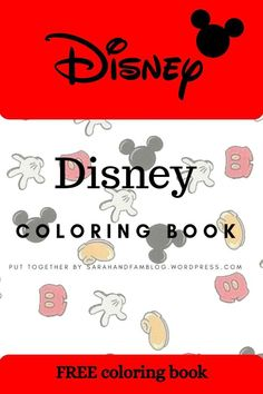 How exciting! I put together this coloring book to make your Disney trip a littl. Disney Tips, Baby Disney, Disney Love, Disney Magic, Disney Ideas, Disney Theme, Disney Family, Disney Stuff, Disney Souvenirs
