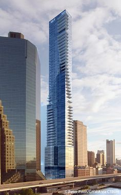 One Seaport in NYC by GHWA