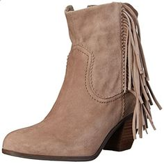 Sam Edelman Women's Louie Ankle Fringe Boot,Tan,7.5 M US. Read more about the product on the website.