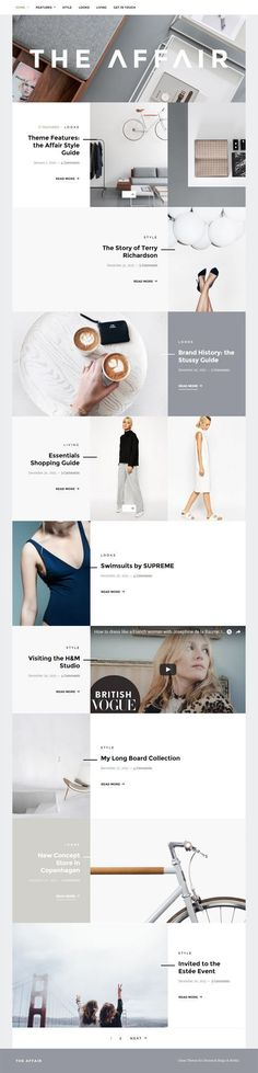 The Affair - Creative Theme for Personal Blogs and Magazines http://www.shareasale.com/r.cfm?B=366125&U=1611319&M=37723&urllink=