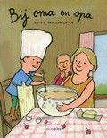 Bij oma en opa...