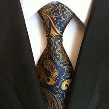 2016 Modna męska Poliester Mężczyźni Krawat Krawat Oblubieniec Paisley Floral Vestidos Mężczyźni Krawaty Gravata dla Mężczyzn Biznesowych Mężczyzn Szyi krawaty