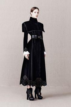 Alexander McQueen Pre-Fall 2013 Collection Photos - Vogue