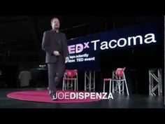 Dr Joe Dispenza- TED Talks with Dr Joe Dispenza  How to improve our brain...we use AFT for our ANS support.