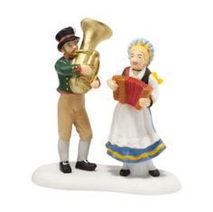 "Department 56: Products - ""Octoberfest Musicians"" - View Accessories"