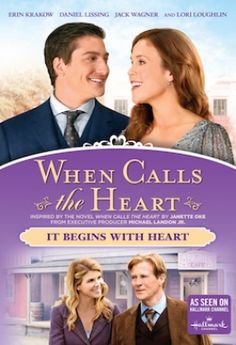 When Calls The Heart: It Begins With Heart (03/08/2016)