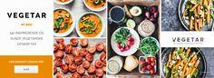 VEGETAR (signeret) - 140 inspirerende og sunde vegetariske opskrifter