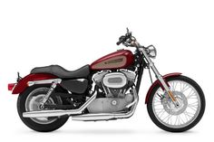 2009 Harley Davidson XL 883 Sportster 883 Custom - #motorcycles