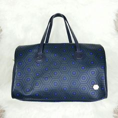 """Jonathan Adler Leather Speedy Satchel This Jonathan Adler Speedy satchel is 100% saffiano leather. Can be worn on the crook of the arm or as a shoulder/crossbody bag! Comes with removable strap. This item has been worn a few times, but is still in mint condition. ***no trades Dimensions: 11.5 x 5 x 8"""" Handles: 6"""" drop Shoulder/Crossbody: 18-22"""" adjustable Inside function: 3 slip pockets, 1 back wall zip pocket Jonathan Adler Bags"""