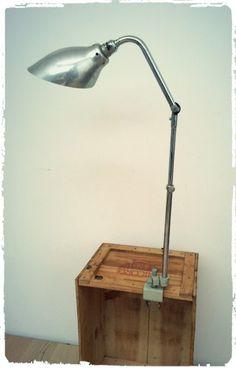 Lampe Du0027Atelier Vintage Ki E Klair