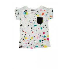 T-shirt spray paint - Mini & Maximus