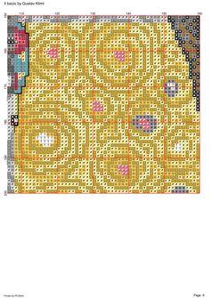 Klimt - Il bacio 10