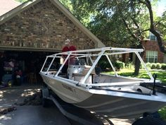 awesome boat names Duck Hunting Blinds, Duck Hunting Boat, Duck Boat Blind, John Boats, Boat Blinds, Sailing Gifts, Waterfowl Hunting, Boat Names, Boat Stuff