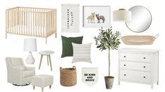 Baby Dunn's Nursery Reveal - Classically Dunn Ikea Baby Nursery, Ikea Crib, Baby Boy Room Decor, Baby Room Design, Baby Bedroom, Baby Boy Rooms, Nursery Design, Nursery Room, Ikea Baby Room