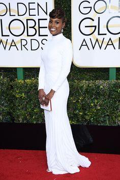Golden Globes 2017 Red-Carpet Looks - Issa Rae
