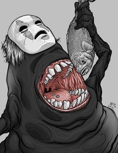 No Face by quasilucid.deviantart.com on @DeviantArt