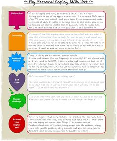 99 Coping Skills! Could think of a bunch of activities to